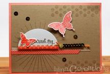Papercrafts Stampin' Up!  / by Sarah Wright