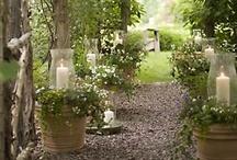 outdoor spaces.... / by Joy Burt