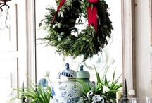 Christmas / Christmas Decor and Decorating Ideas. Celebrating Holidays, Parties, and Special Events: decorations, recipes, home decor, and general lifestyle images that evoke the celebratory mood of Christmas.