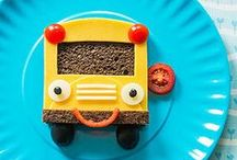 Artsy Eats / Kid-friendly food that's (almost) too cute to eat. / by Skip Hop