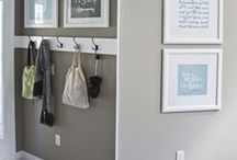 mud room entry way / by Kate Larson