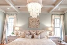 Bedrooms / by Andrea Schreiber