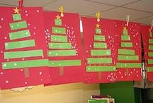 Kindergarten in December