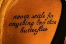 Tattoos / by Flexible Living