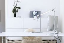 Working Girl Workspace / Workspace, office and desk inspiration for the Working Girl type