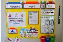 Kinder Calendar