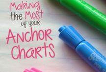 First Grade Anchor Charts
