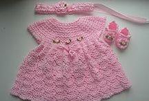 Crochet Baby/Children's Clothes