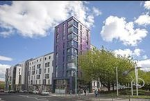 Accommodation: Residence Life / Pins of our university accommodation and halls of residence.   https://www.plymouth.ac.uk/student-life/services/accommodation / by Plymouth University