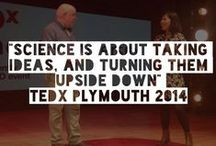 TEDxPlymouthUniversity / TEDxPlymouthUniversity made its debut in October 2014 with the theme of 'progress'. / by Plymouth University
