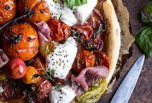Pizzas & Flatbreads
