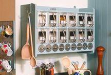 Organization--Kitchen