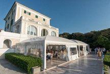 Matrimoni e vacanze da sogno / Villa esclusiva in Toscana