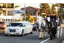 Fremantle Wedding Carriage / Fairytale wedding in the Historic City of Fremantle