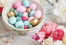 Easter / Easter Decor and Decorating Ideas