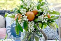 Table Settings / Tabletop Decor, Table Settings, and Decorating Ideas