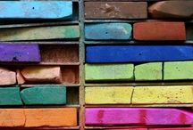 Coloring in... / by Shannon Griswold