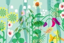 Modern florals / by Charlotte Mckendrick