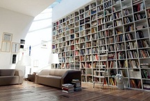Book: Cases, Shelves, Furniture, Accessories... / unusual book storage, furniture, things you can do with old books, etc