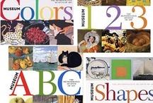 Art & Books: Kids' books relating to art