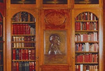 Books: Libraries, Museums, Bookstores / Libraries small and large. Museums of the world. Bookstores of interest.
