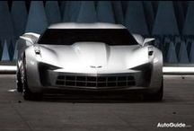 Fast and Exotic CARS