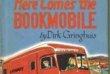 Bookmobiles / Mobile book libraries.