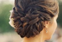 Wedding Hair Ideas / by Shannon Griswold