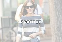 Spotted / Our favorite style influencers living in Three Dots. / by Three Dots