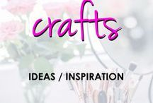 Crafts | Ideas & Inspiration / Crafting ideas and inspiration