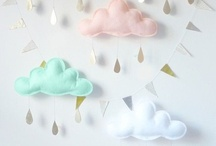 inspiration // clouds / by Aileen Kim