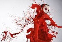 Color Me Red / Painters use red like spice.~Derek Jarman