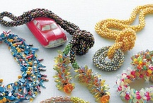 French Knitting Jewelry / French Knitting Jewelry Tutorials and Ideas