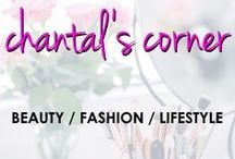 Chantal's Corner | Beauty, Fashion, Fitness, Lifestyle / Posts published on Chantal's Corner. Content is beauty (nails, makeup, hair & skin care), fashion, fitness, lifestyle.
