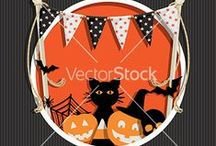 Halloween / Spooky vectors for your Halloween celebrations.