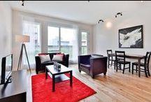 2001 Boul. René-Lévesque E., Montréal / Penthouse neuf à vendre dans Ville-Marie; 1 chambre à coucher; cuisine et salle de bain design; plancher de bois; mezzanine; grande terrasse privée sur le toit; fenestration abondante; espace de rangement; stationnement intérieur disponible; vue panoramique de la ville. Première loge pour feux d'artifice à la Ronde! http://sothebysrealty.ca/fr/property/quebec/montreal-real-estate/ville-marie-montreal/40377/
