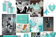 Tiffany Blue / by Beth Hosking Hall