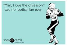 On and Off the Gridiron / In Arkansas it is always football season