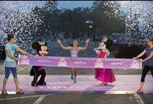 Disney Princess Glass Slipper Challenge / RunDisney 10k and half marathon - both in one weekend for the Glass Slipper challenge / by Therese Brooks