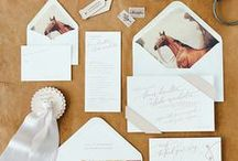 Stationary / Wedding Stationary Equestrian Themed