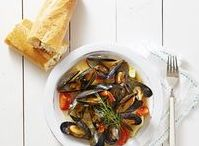 Seafood / Don't be intimidated by cooking seafood at home. Good Housekeeping's quick and easy recipes will give you all the confidence you need!