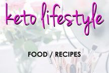 Keto Lifestyle | Food & Recipes / Food and recipe ideas for a ketogenic lifestyle.