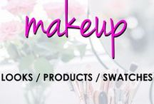 Makeup | Looks, Products, Swatches / Makeup looks, products, swatches