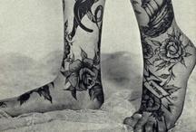 tatoos / Tatoo ink and body art