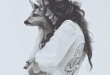 Hippie & Boho Love / by Weronika