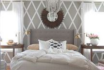Home: Swoon rooms / by Brandee Bee