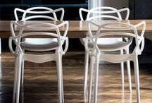Iconic Chairs / The most iconic modern chairs to take a seat in. / by YLiving