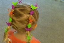 kid hairstyles / by ☆Jenn Vest☆