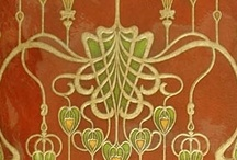Art Nouveau / See Also:  Architecture and Details: Art Deco and Nouveau and Glass: Nouveau et Deco And Jugendstil Und Secession / by Patty Flagler