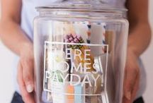 DIY: Gift ideas / by Brandee Bee